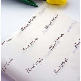 กระดาษรองขนม handmade 100ใบ