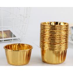 ถ้วยอบฟอยด์ทอง 5039 /100ใบ