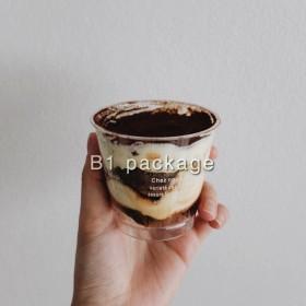 ถ้วยมูสลายlesbons ขาว