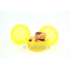 กระทง pimex สีเหลือง 3821